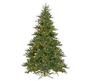 9 Prelit Mixed Country Pine Tree by Vickerman - H143012