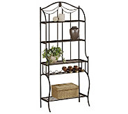 Hillsdale Furniture Camelot Bakers Rack - H162112