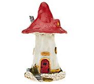 OGowna Small Fairy Mushroom House - H204612