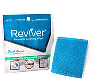 Reviver Set of 9 Odor Neutralizing Wipes by Lori Greiner - H205012