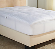 Northern Nights Full Ultra Feather Bed w/ Handles and 2 Gusset - H209712