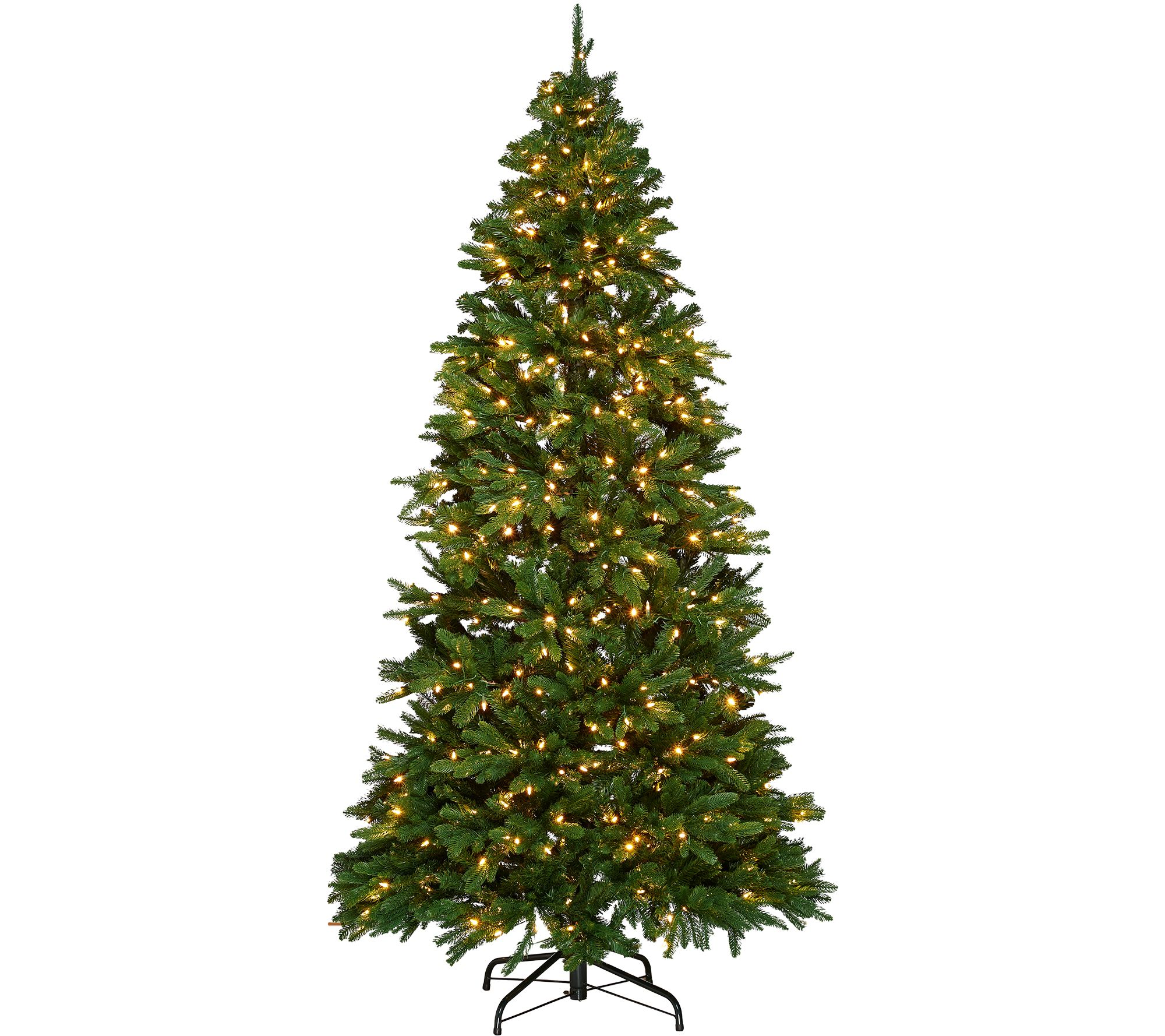 Ultima 5'-7.5' Convertible Size Tree W/ Color Changing LED