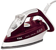 T-Fal Ultraglide Easycord Iron - Red - H281212
