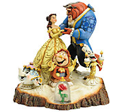 Jim Shore Disney Traditions Beauty and the Beast Figurine - H284612
