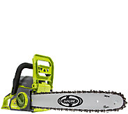 Sun Joe iON Cordless Chain Saw 40V 16 Brushless - H285412