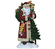 Limited Edition Santa and Friends Figurine byPipka - H290012