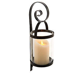 Bethlehem Lights Sonoma Wall Sconce with Luminara Candle & Timer