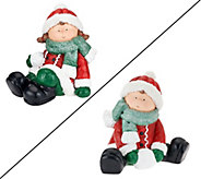 Choice of Decorative Snowbuddy Figure - H205413