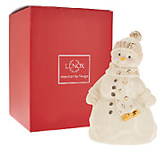 Lenox 7.25 Recordable Porcelain Figurine with Gift Box - H205513