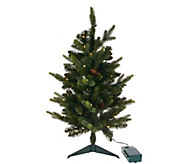 Bethlehem Lights 15th Anniversary 30 Prelit Stake Tree - H205813