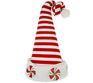 As Is Choice of Holiday Hat Tree Topper by Valerie - H208113
