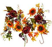Autumns Glory 5 Garland by Valerie - H208913