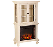 Dylan Electric Fireplace Curio - H287413