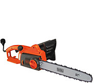 Black & Decker 12-amp 16 Corded Chainsaw - H290513
