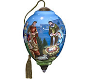 6.75 Limited Edition Nativity Ornament by NeQwa - H294213