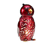 DecoFLAIR Cardinal Electric Luminary - H354613