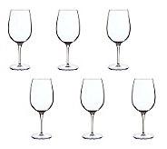 Luigi Bormioli S/6 25.75-oz Vinoteque Riserva Glasses - H364913