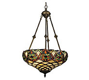 Tiffany Style 16 Franco Inverted Pendant Lamp - H185514