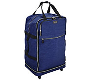 Biaggi Zip Sak 31 Foldable Luggage by Lori Greiner - H204514