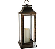 Luminara 25 Heritage 2.0 Lantern with Remote - H212414