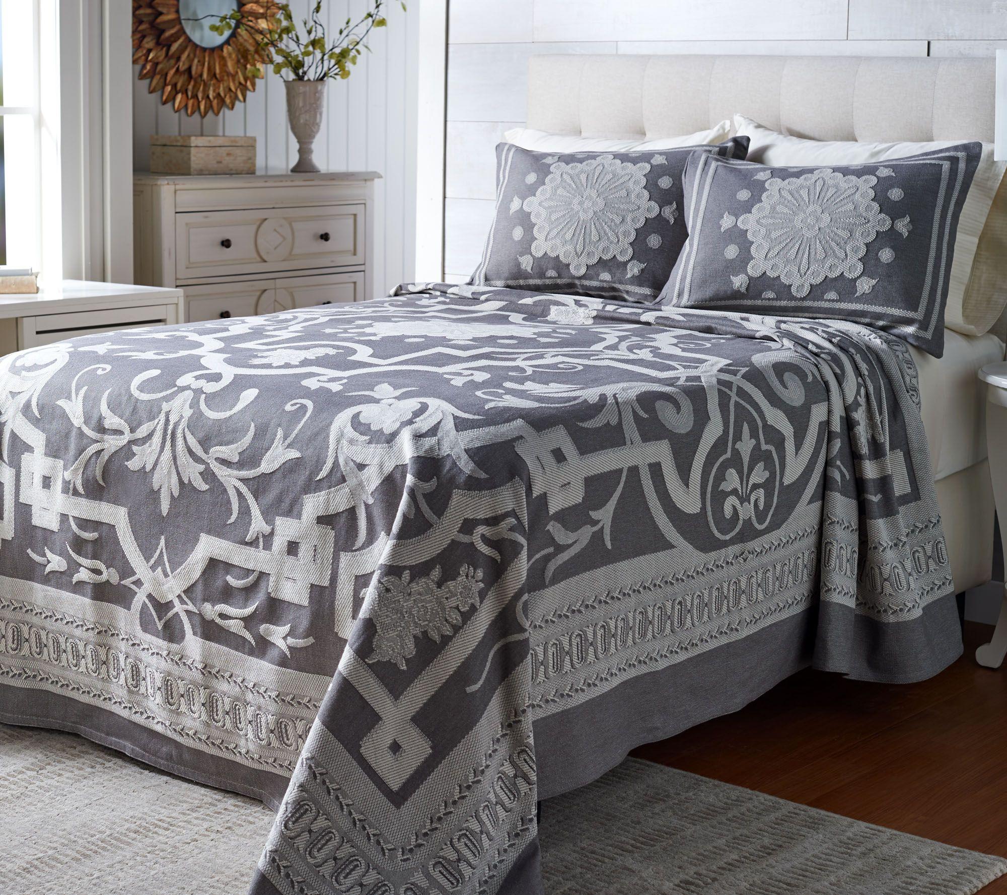 Bedspreads - Bedspread Sets, Coverlet Sets & More — QVC.com