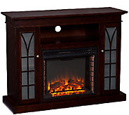 Sierra Media Console Electric Fireplace - H285514