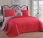 Avondale Manor Palermo 5-Piece Queen Quilt Set - H290714
