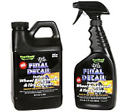 Final Detail Top Shelf Supersize WheelBrightener & TireCleaner - H362114