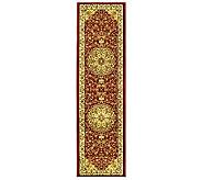 Safavieh Lyndhurst Medallion Tabriz Pwr Loomed23x12 Runner - H362814