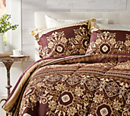 Celtic European Design King Comforter Set with Two Shams - H212615