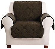 Sure Fit Chair Triple Protection Furniture Cover - H213615