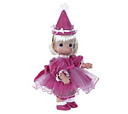 Precious Moments Birthday Blessings Blonde Doll - H282615