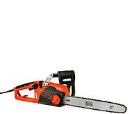 Black & Decker 15-amp 18 Corded Chainsaw - H290515