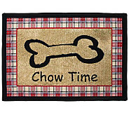 Chow Time 19x27 Tapestry Rug - H349215