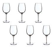 Luigi Bormioli 20-oz Vinoteque Ricco Glasses -Set of 6 - H364915