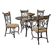 Hillsdale Furniture Pompei Dining Chair - Set of 2 - H126016