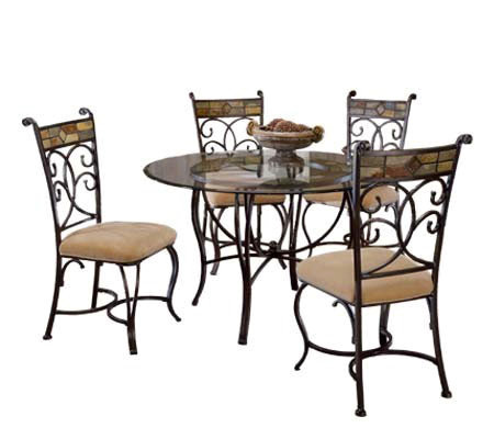 Hillsdale Furniture Pompei Dining Chair Set Of 2 H126016