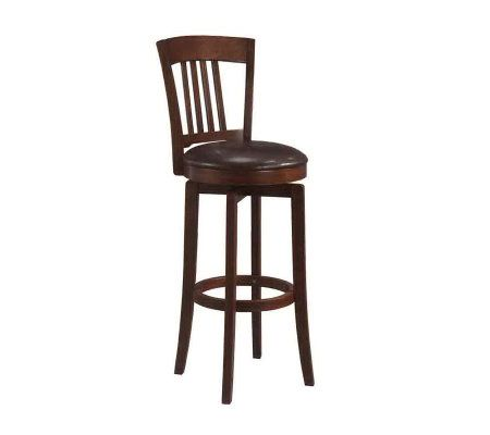 Hillsdale Furniture Canton Swivel Bar Stool Review Cheap