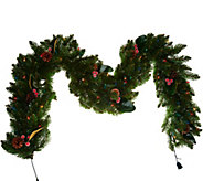 Bethlehem Lights 6 Decorative Canterbury Plug-In Garland - H209516