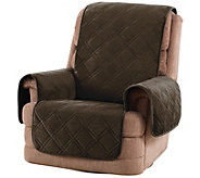 Sure Fit Recliner Triple Protection Furniture Cover - H213616