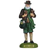 Ireland Santa Figurine by Pipka - H290016