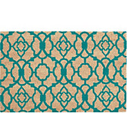 Waverly Greetings Lovely Lattice 2 x 3 Rug byNourison - H294916
