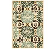 Safavieh Capri Collection Overdye 4 x 6 Wooland Viscose Rug - H362716