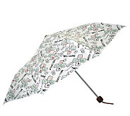 Copa Judaica Mah-jongg Maddness Folding Umbrella - H145017