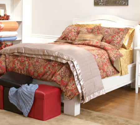 Raymond Waites Natalia 5 Piece Kg Comforter Set H190817