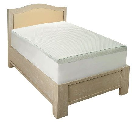 "PedicSolutions 3"" King Gel Memory Foam Mattress Topper"