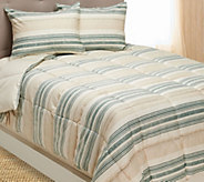 Coleman 400TC Americana Year Round Down Alternative King Comforter - H205217