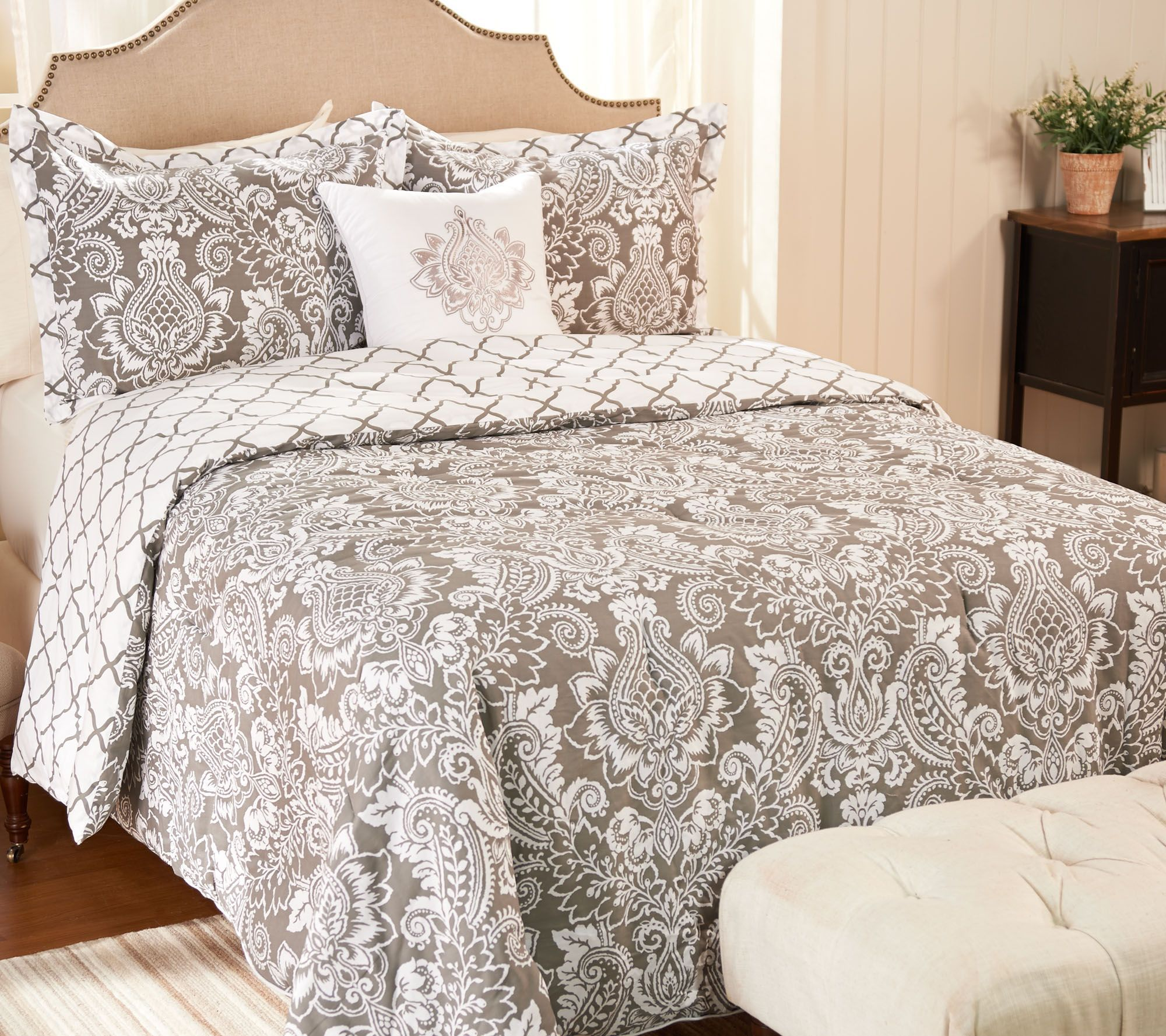bedding clearance — for the home — qvc