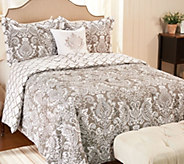 4-piece Pineapple Medallion Bedding Set by Valerie - H208017