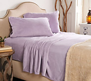 Berkshire Blanket Primalush Queen Sheet Set - H212217